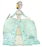 Desperate Duchesses Paper Doll Contest Winner