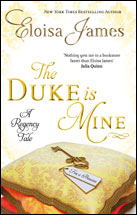 The Duke is Mine (U.K. Cover)